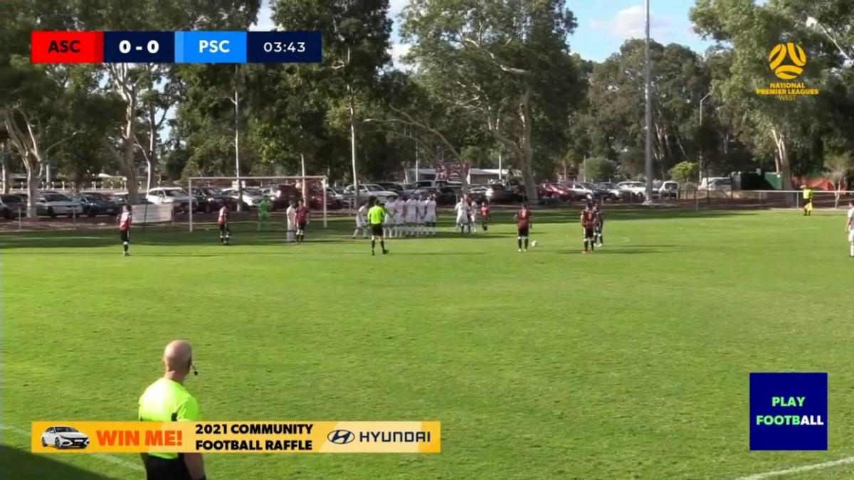 NPL Western Australia Round 7 - Armadale Soccer Club v Perth Soccer Club Highlights