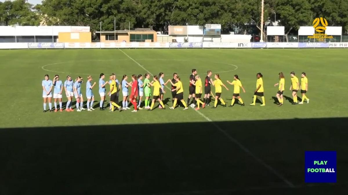 NPLW Western Australia Round 4 - Perth Soccer Club v Hyundai NTC Women Highlights