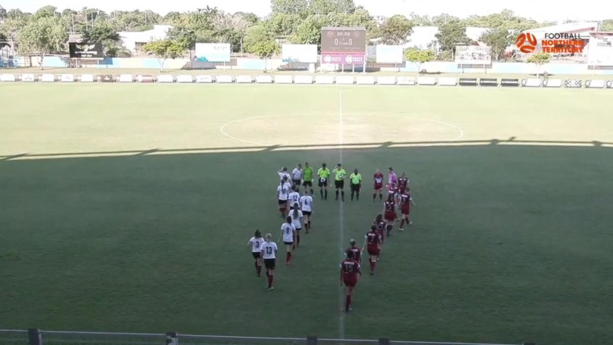 NPLW Northern Territory Round 4 - Litchfield FC v Port Darwin FC Highlights