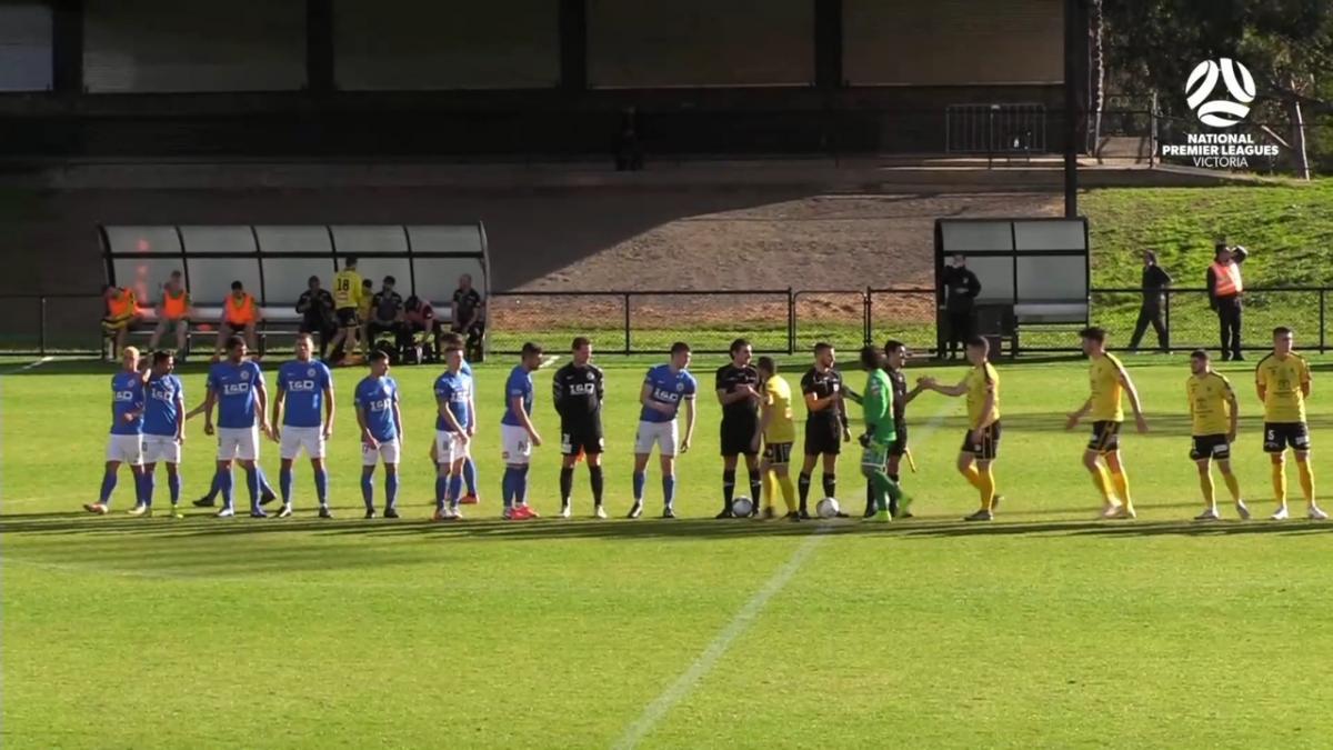 NPL Victoria Round 11 - Heidelberg United FC v St Albans Saints SCHighlights