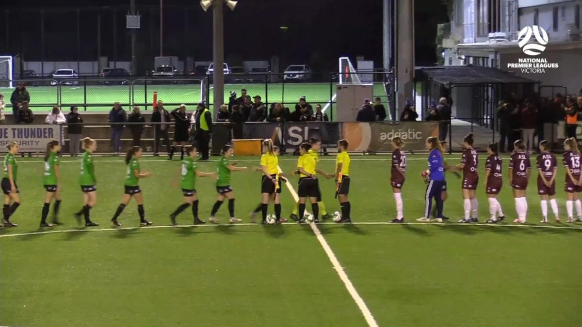 NPLW Victoria Round 5 - FC Bulleen Lions v Calder United Highlights