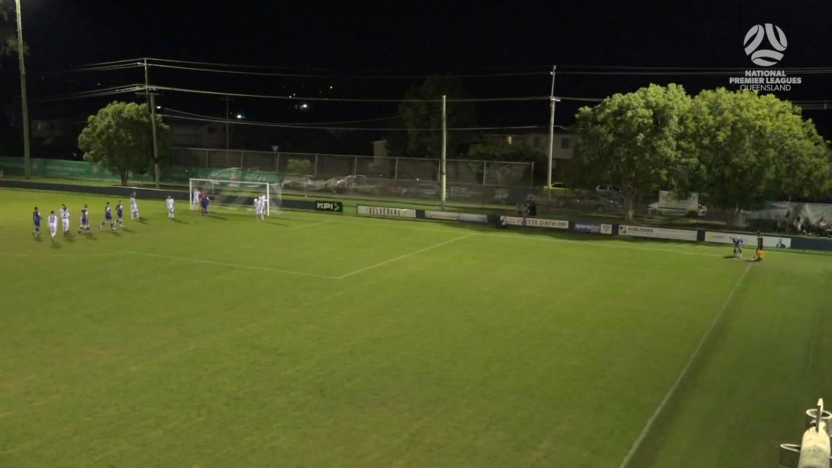 NPL Queensland Round 8 - Peninsula Power v Sunshine Coast Wanderers Highlights