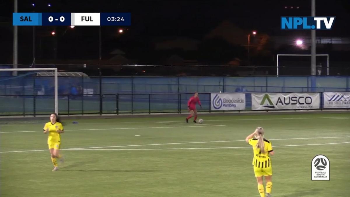 NPLW South Australia Round 4 - Salisbury Inter v Fulham United Highlights