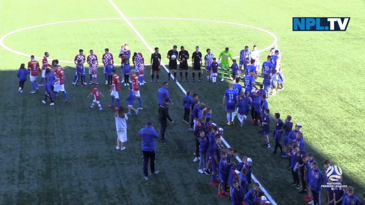 NPL NSW Round 12 - Sydney United 58 FC v Sydney Olympic FC Highlights