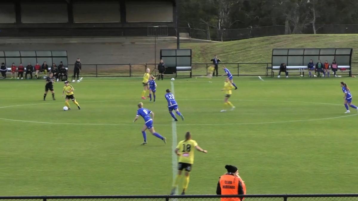 NPLW Victoria Round 6 - Heidelberg United FC v South Melbourne FC Highlights