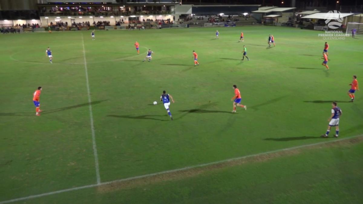 NPL Queensland Round 9 - Queensland Lions FC v Peninsula Power FC Highlights