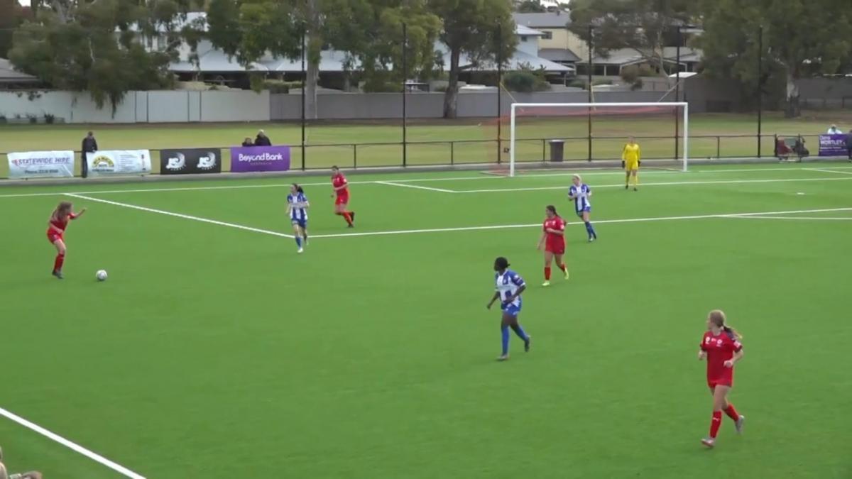 NPLW South Australia Round 5 - West Adelaide SC v Football SA NTC Highlights