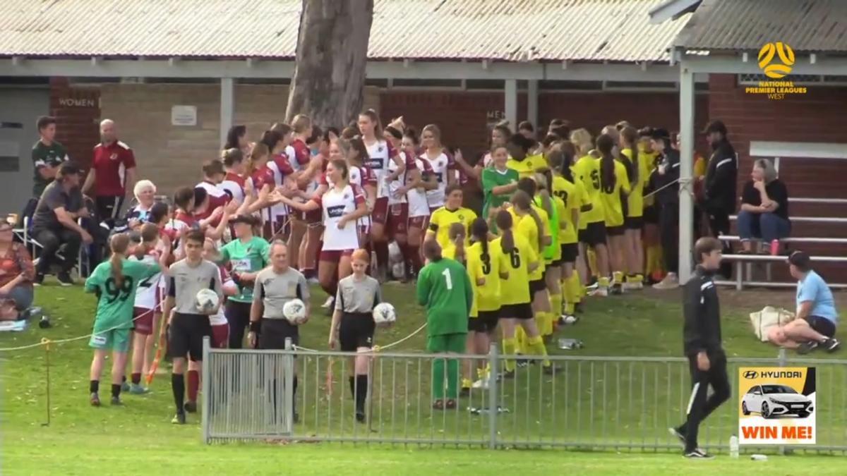 NPLW Western Australia Round 6 - Balacatta FC v Hyundai NTC Women Highlights
