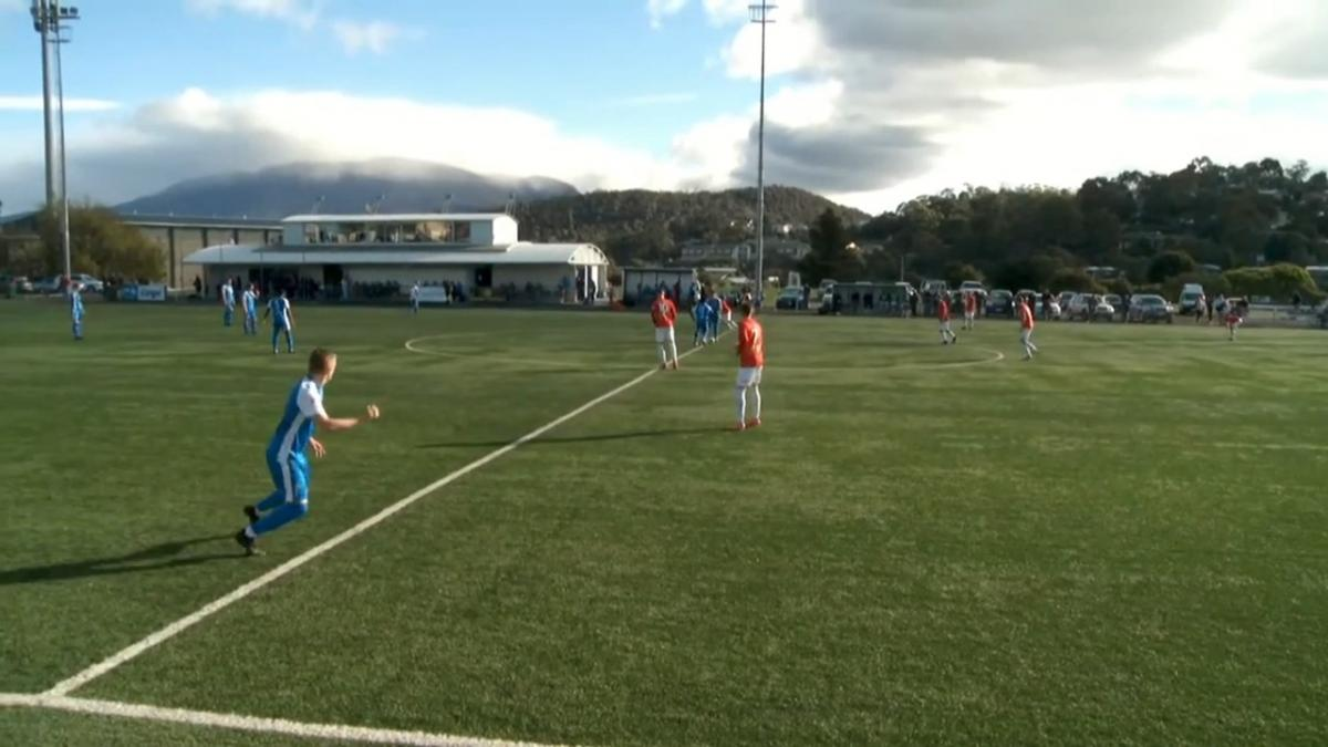 NPL Tasmania Round 7 – Olympia FC Warriors v South Hobart FC Highlights