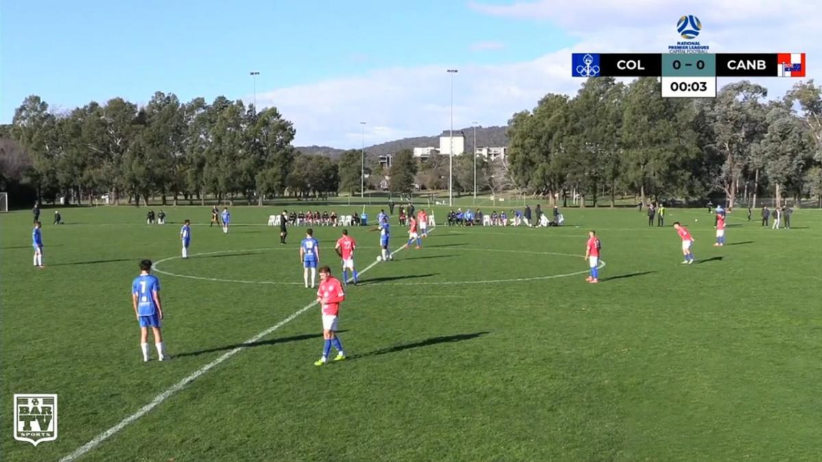 NPL Canberra Round 6 - Canberra Olympic FC v Canberra Croatia FC Highlights