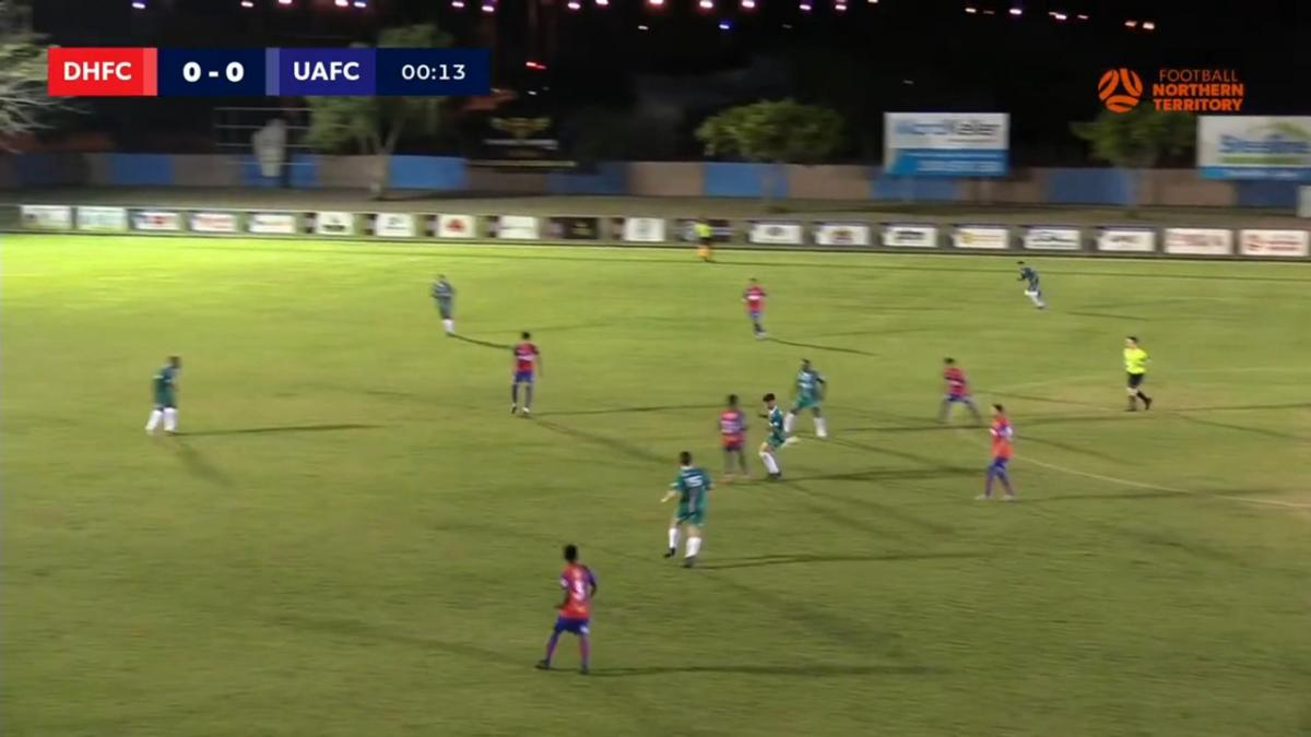 NPL Northern Territory Round 6 - Darwin Hearts FC v University Azzurri FC Highlights