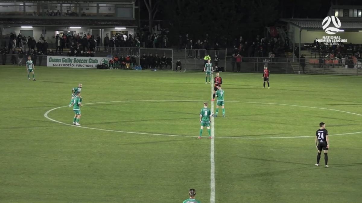 NPL Victoria Round 13 - Green Gully SC v Dandenong Thunder SC Highlights