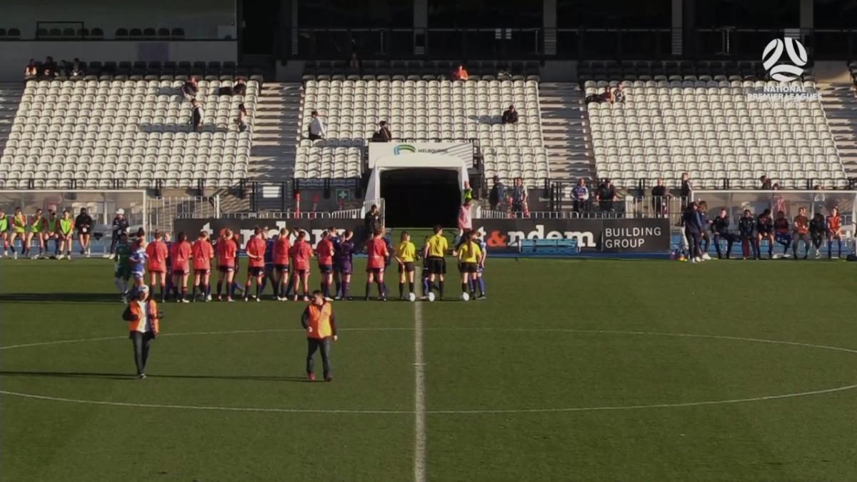 NPLW Victoria Round 7 - South Melbourne FC v Alamein FC Highlights
