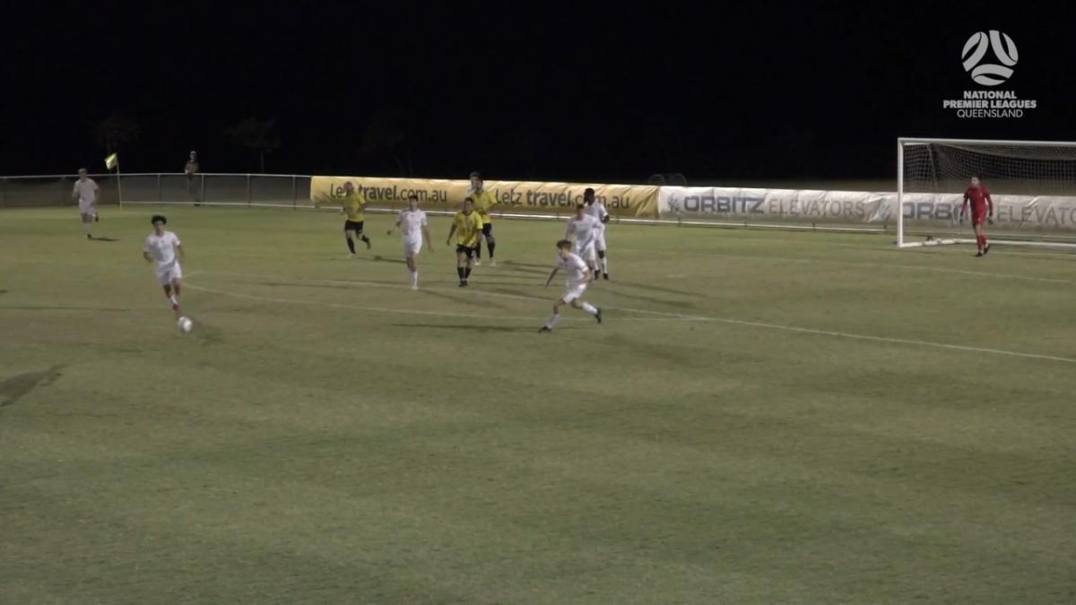 NPL Queensland Round 10 - Gold Coast United v Brisbane Roar Youth Highlights