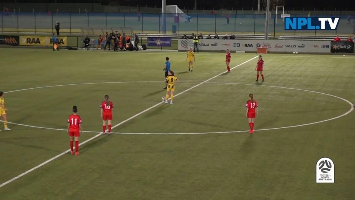 NPLW South Australia Round 6 - Football SA NTC v Fulham United Highlights