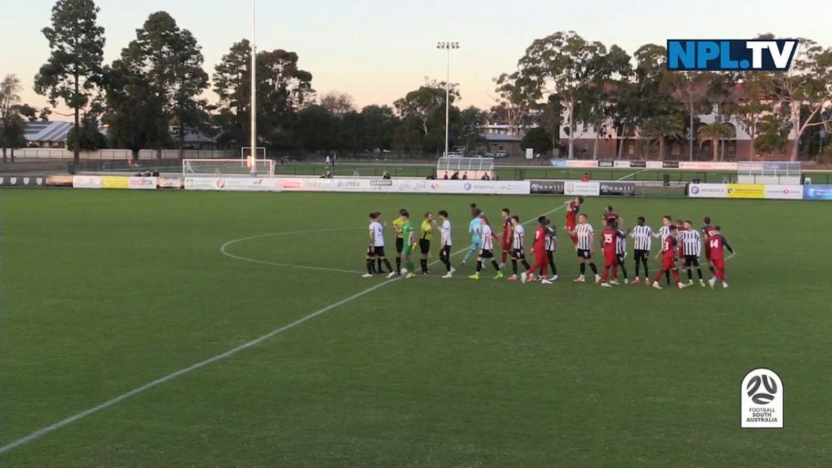 NPL South Australia Round 5 - Adelaide City FC v Adelaide United U21 Highlights