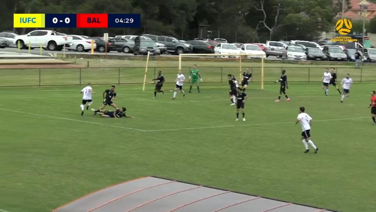 NPL Western Australia Round 9 - Inglewood United FC v Balcatta Football Club Highlights