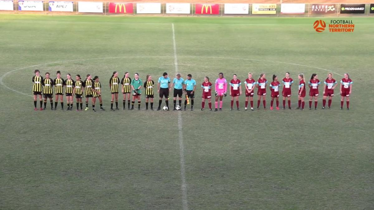 NPLW Northern Territory Round 6 - Mindil Aces FC v Port Darwin FC Highlights