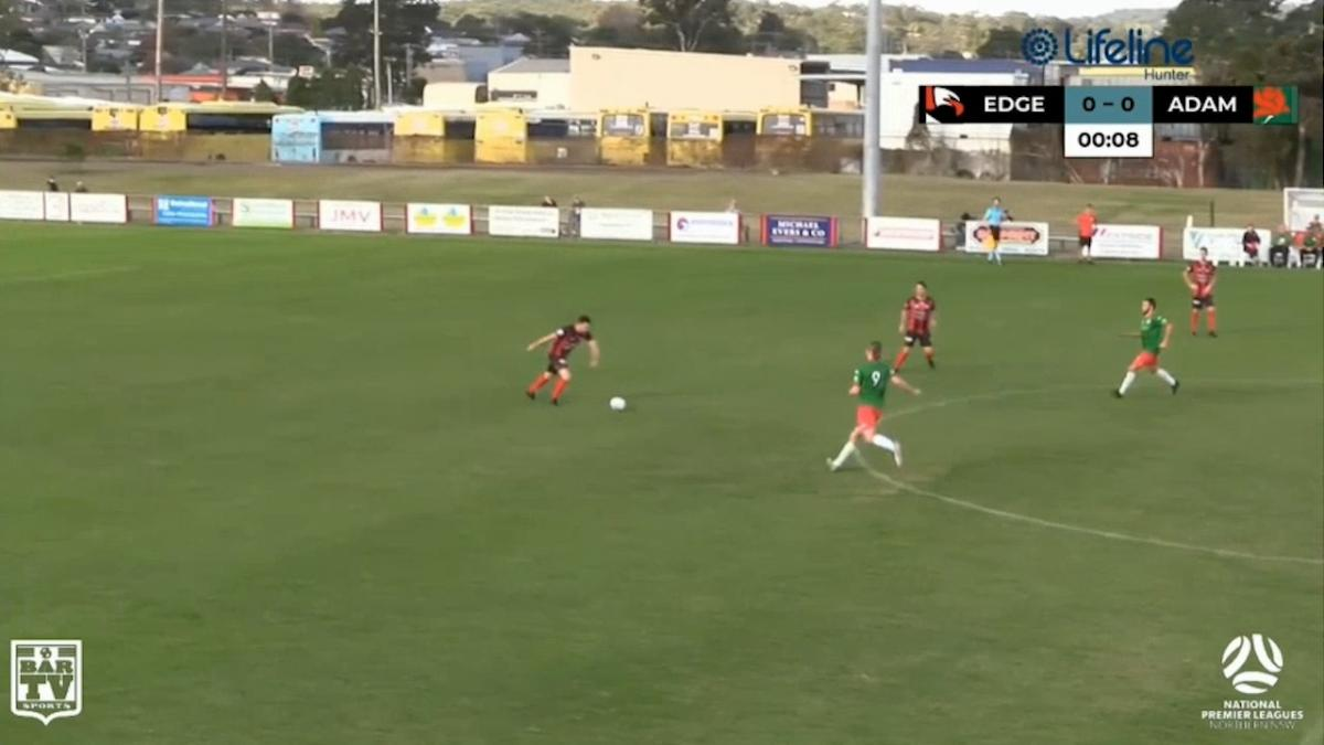 NPL NNSW Round 8 – Edgeworth FC v Adamstown Rosebud FC Highlights