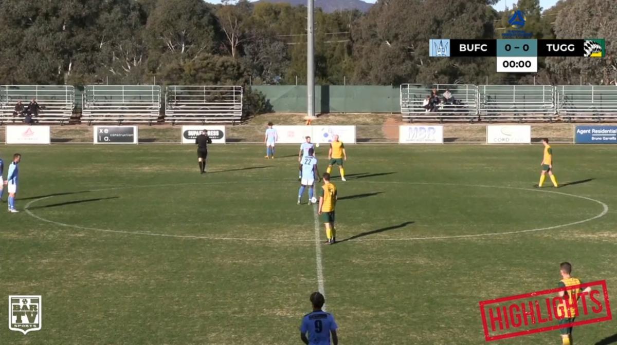 NPL Capital Round 8 - Belconnen United FC v Tuggeranong United FC Highlights