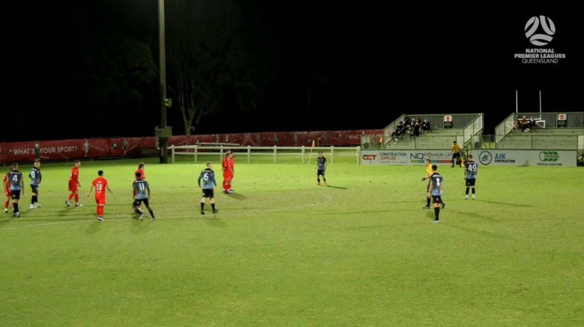NPL Queensland Round 11 - Magpies Crusaders v Redlands United Highlights