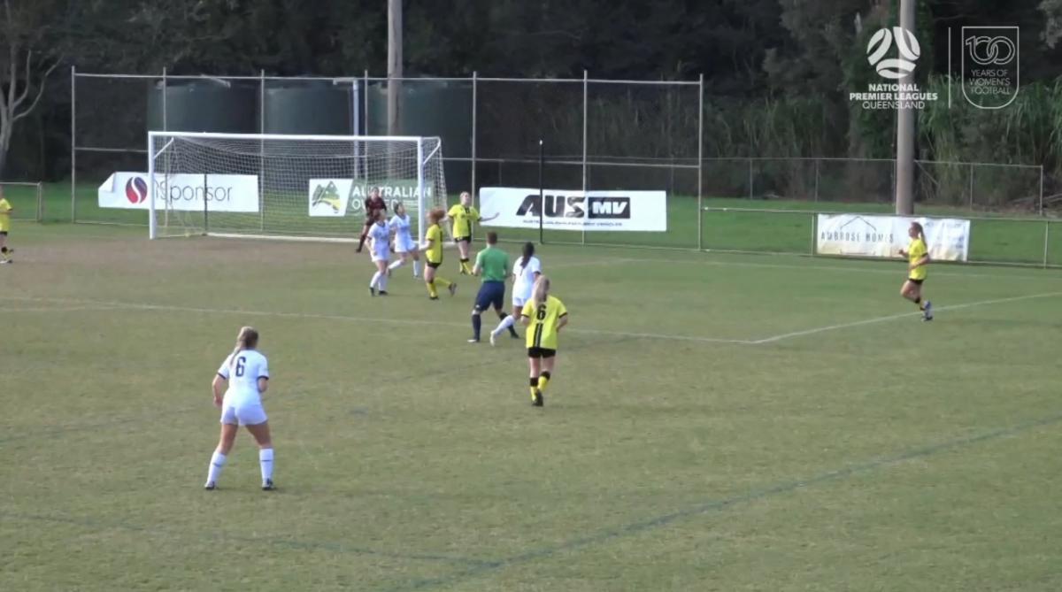 NPLW Queensland Round 11 - Moreton Bay United v Gold Coast United Highlights