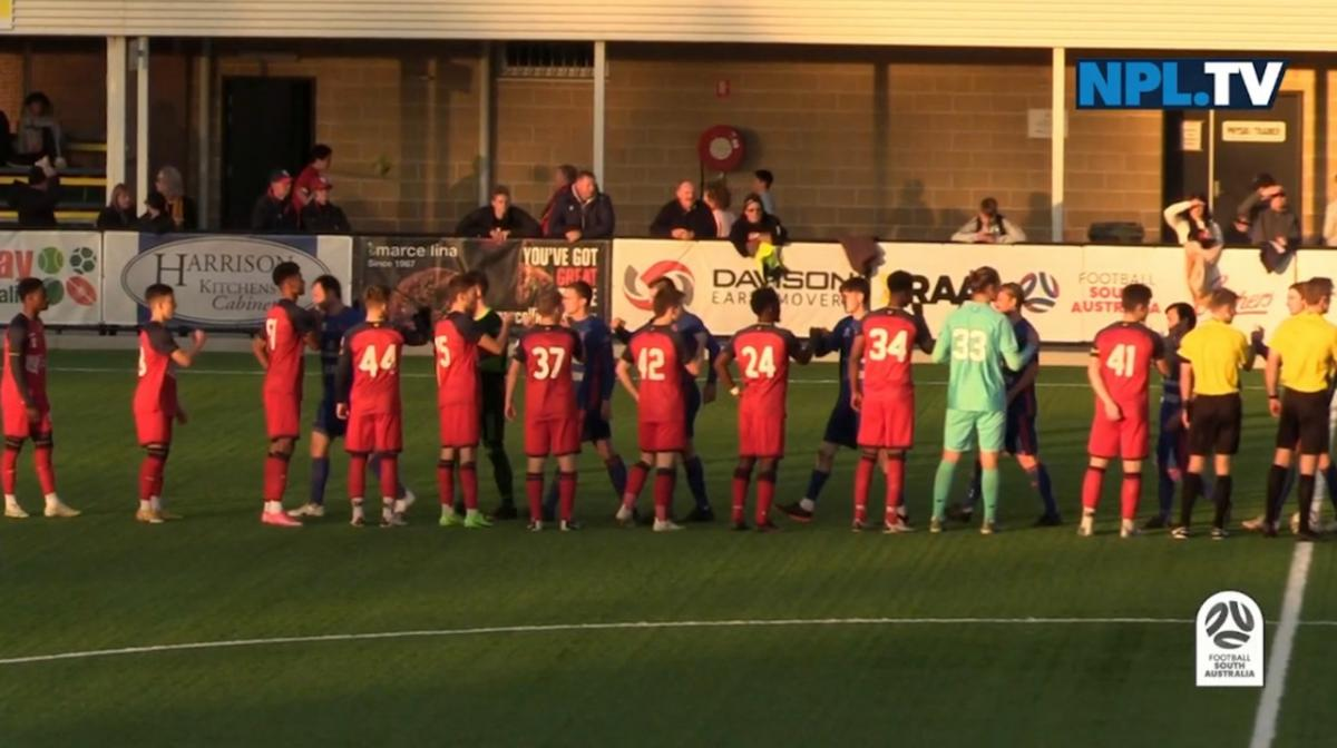 NPL South Australia Round 6 - Adelaide United FC v Sturt Lions Highlights