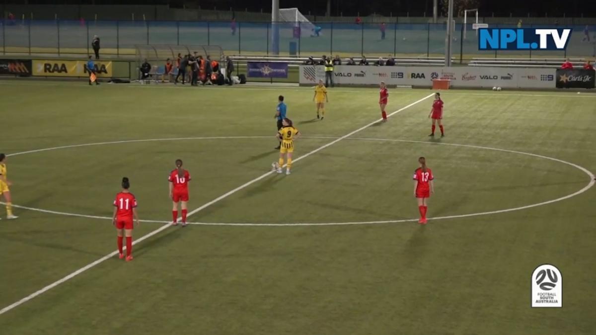 NPLW South Australia Round 6 -Football SA NTC v Fulham United Highlights