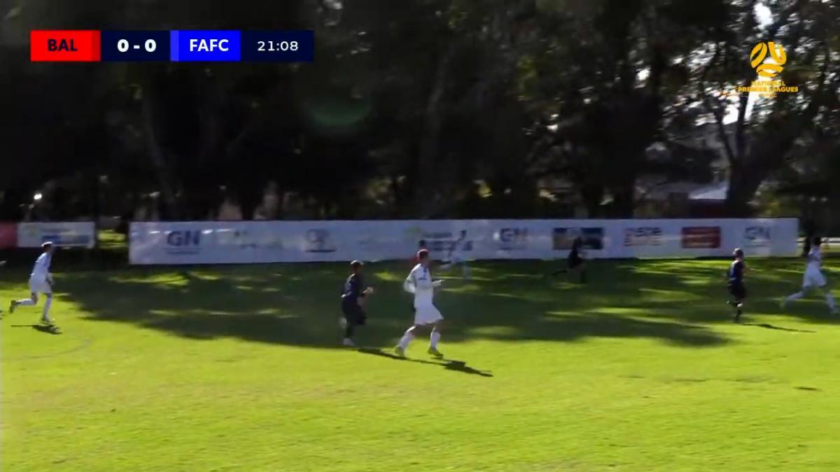 NPL Western Australia Round 12 - Balcatta Football Club vs Floreat Athena Football Club Highlights