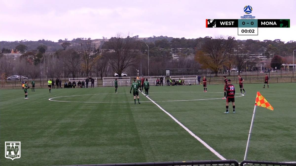NPL Capital Round 9 - West Canberra Wanderers FC v Monaro Panthers FC Highlights