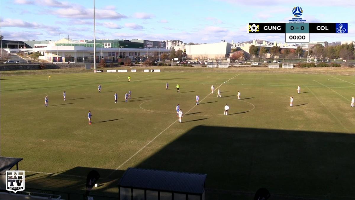 NPLW Capital Round 9 - Gungahlin United FC v Canberra Olympic FC Highlights