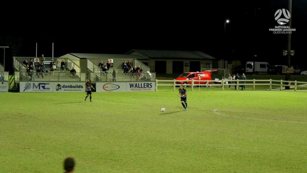 NPL Queensland Round 14 - Magpies Crusaders United v Brisbane Strikers FC Highlights