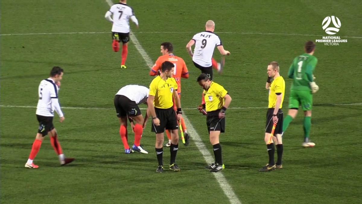 NPL Victoria Round 18 - South Melbourne FC v Altona Magic SC Highlights