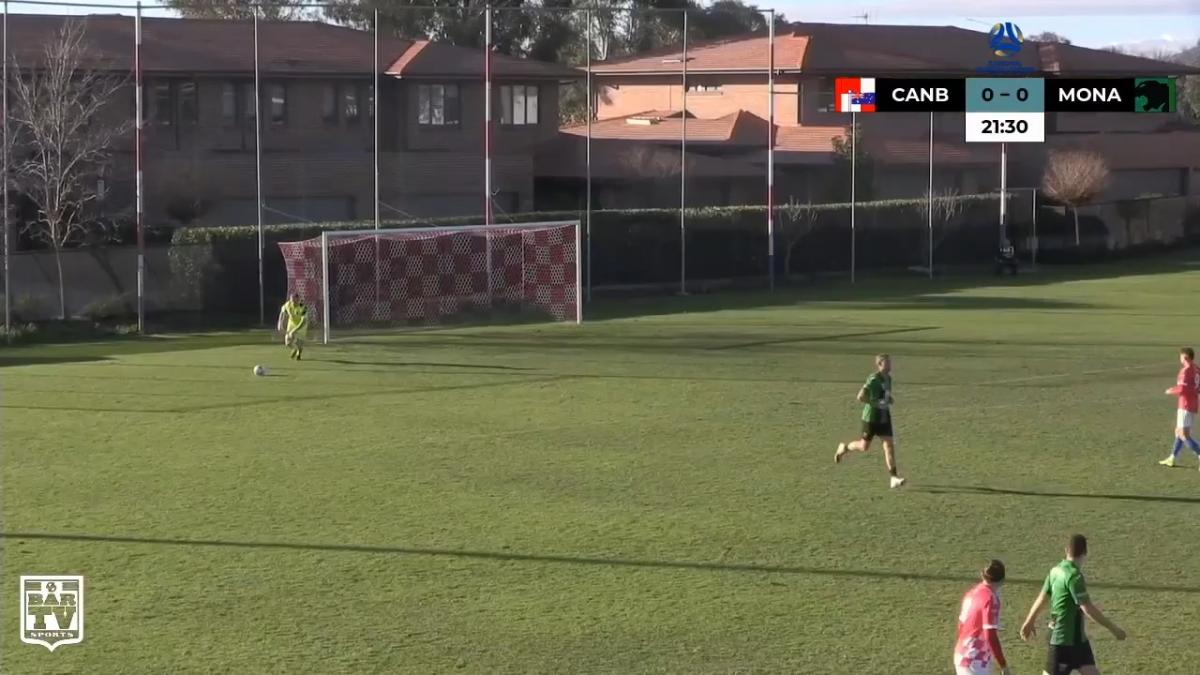 NPL Capital Round 11 - Canberra Croatia FC v Monaro Panthers FC Highlights
