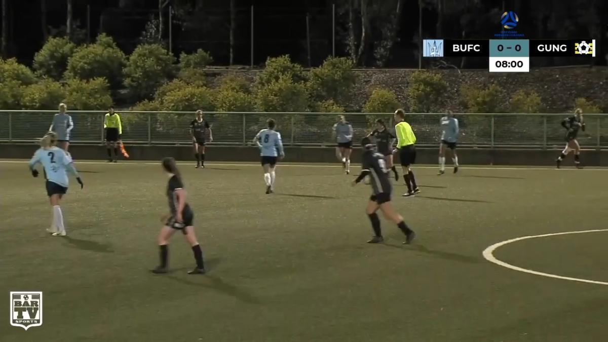 NPLW Capital Round 11 - Belconnen United FC v Gungahlin United FC Highlights