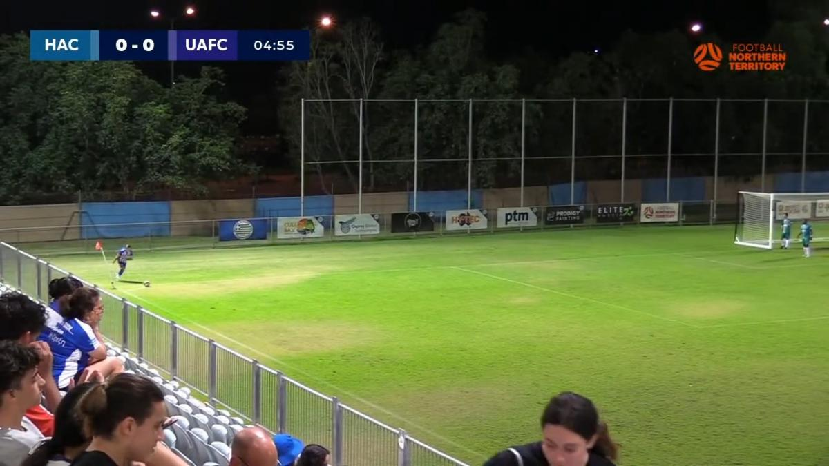 NPL Northern Territory Round 12 - Hellenic AC v University Azzurri FC Highlights