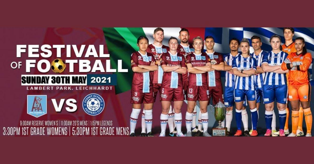 APIA Leichhardt and Sydney Olympic to battle for 'Best in the Inner West' title