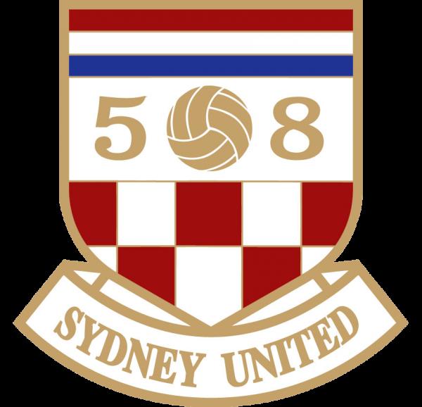 Sydney United 58 NPL Logo