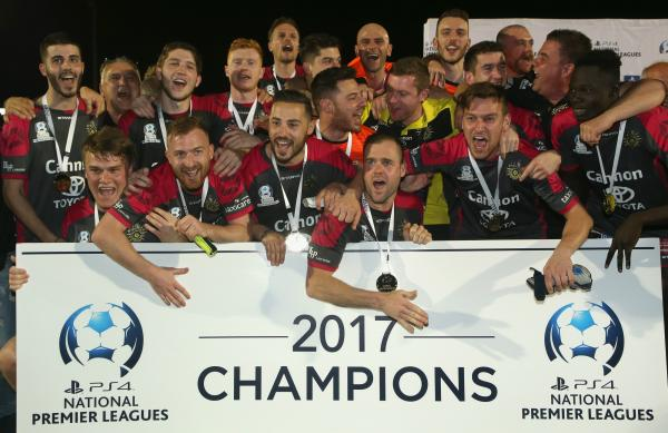 Heidelberg NPL Champions