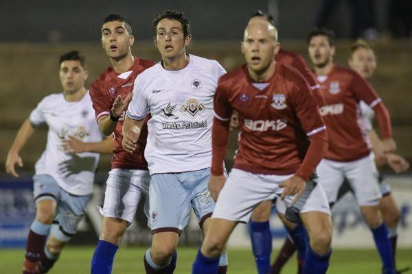Sydney United v APIA
