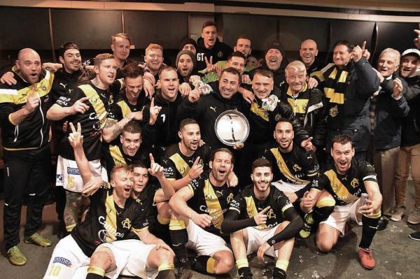Heidelberg United premiership