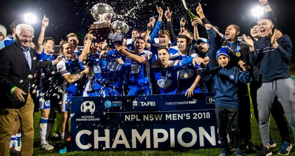 How to watch Sydney Olympic v Campbelltown City this weekend