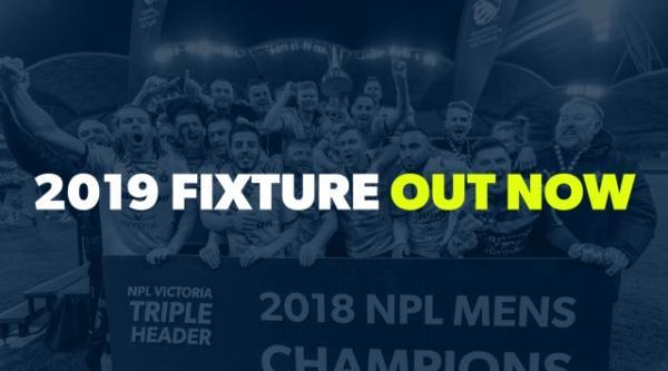 NPL 2019 NPL Victoria Fixture Goes Live