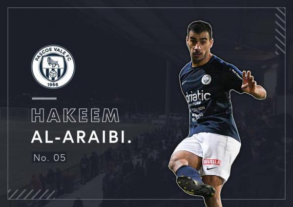 Pascoe Vale sign Hakeem al-Araibi