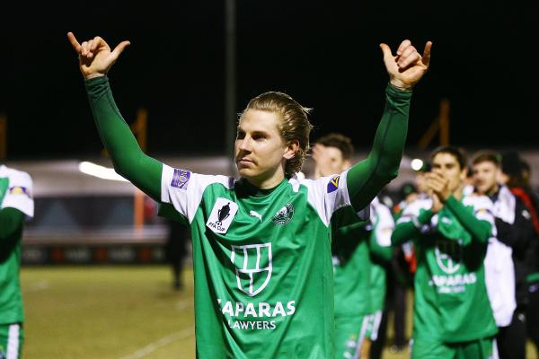 Matt Thurtell Bentleigh Greens
