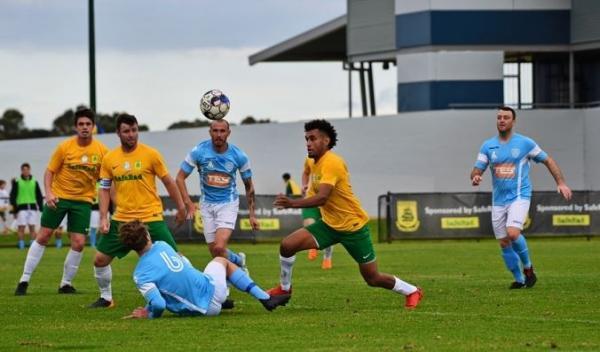 Rockingham v Perth SC