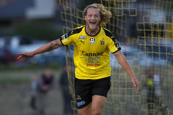 Heidelberg United's Harry Noone