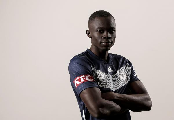 Athiu is one of 12 Australia-based players called up to South Sudan
