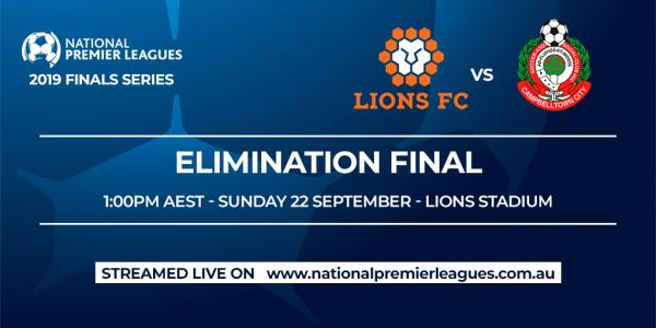 Lions FC v Campbelltown City