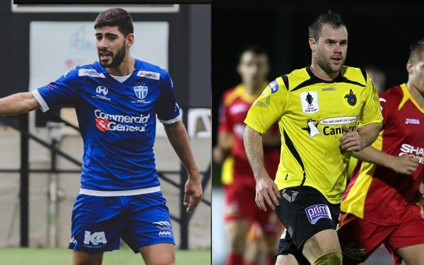 South Melbourne v Heidelberg United
